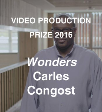 VIDEO PRODUCTION PRIZE 2016