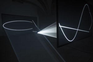 Anthony McCall. 'Solid Light, Performance and Public Works'