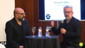 'A Lunch with…Pierre Bismuth' – Pierre Bismuth in conversation with curator Bartomeu Marí