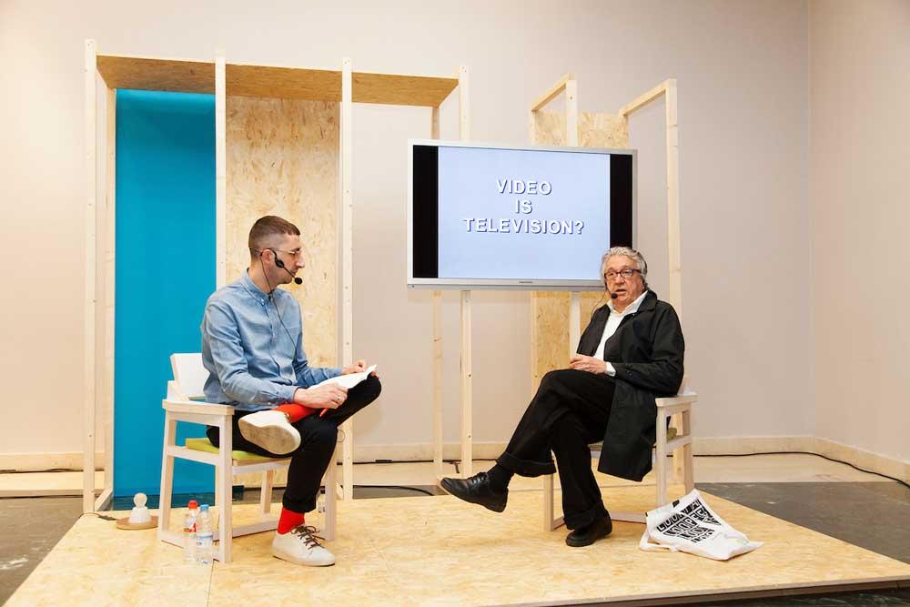 LOOP Talks 2017: Muntadas in conversation with Niels Van Tomme