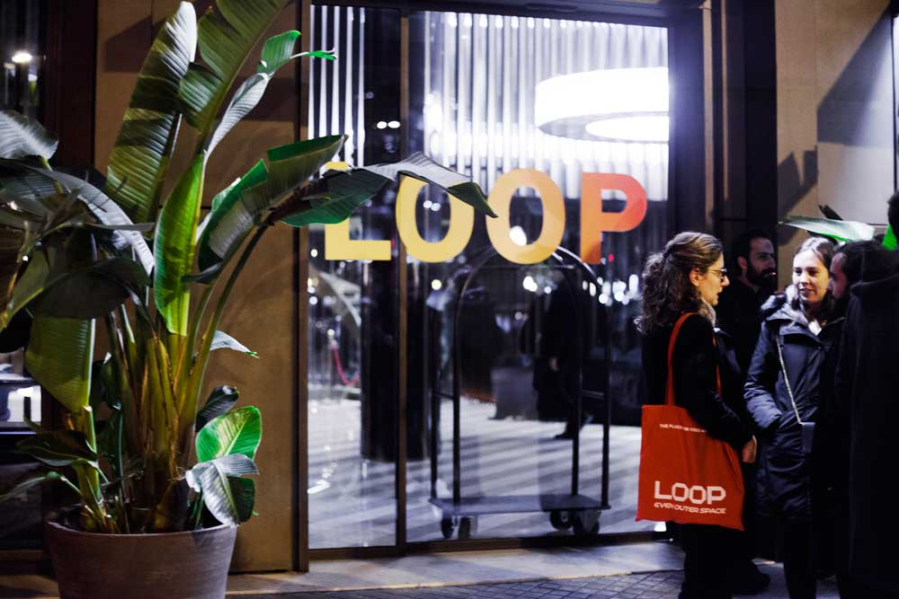 LOOP Fair 2019, Almanac Barcelona. © Carlos Collado