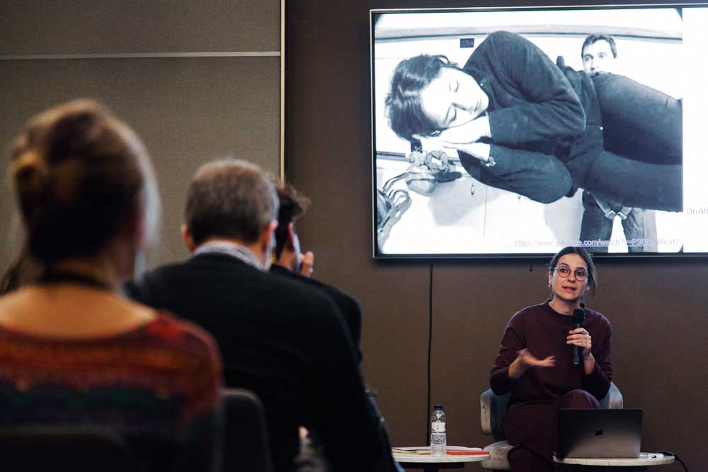 LOOP Talks 2019: 'Arts Catalyst, In Between Disciplines and Situated Knowledge'