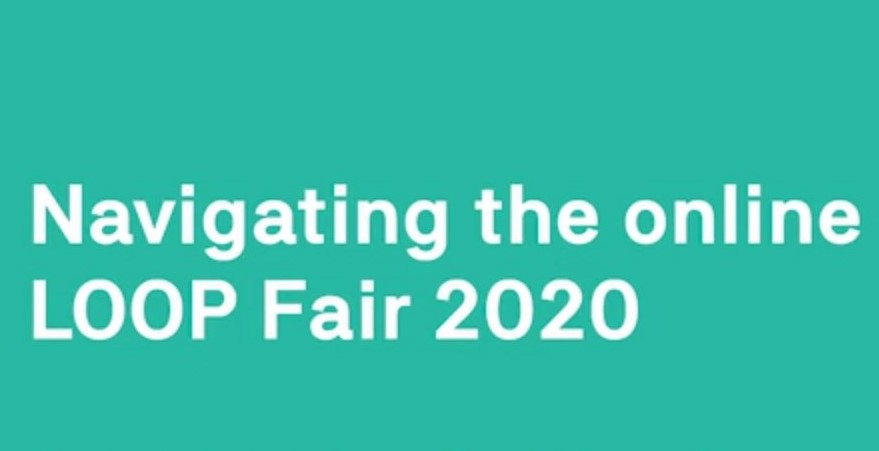 Navigating the Online LOOP Fair 2020