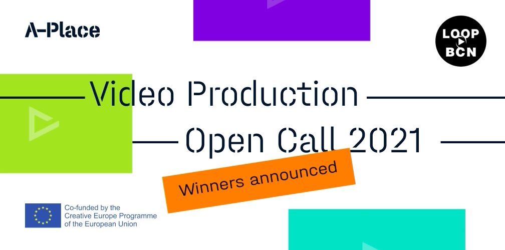 Announcing the winners of the 2nd A-PLACE Video Production Open Call
