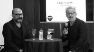 A Lunch with…Pierre Bismuth