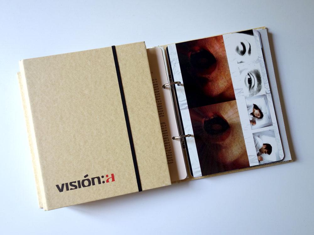 visión:a