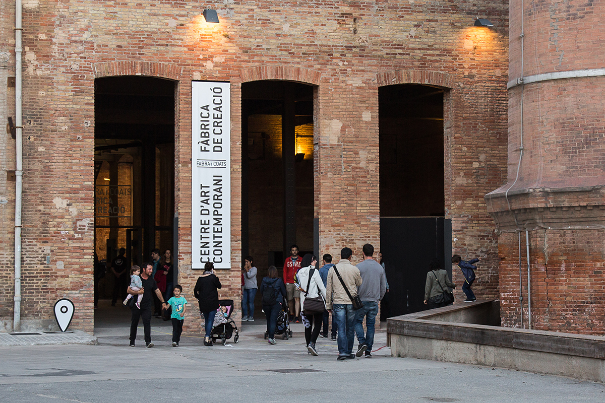 Fabra i Coats-Centre d'Art Contemporani de Barcelona