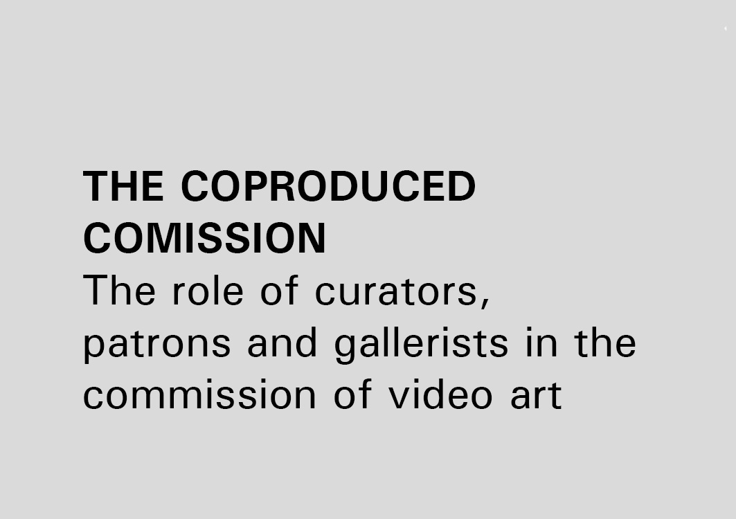 THE COPRODUCED COMISSION