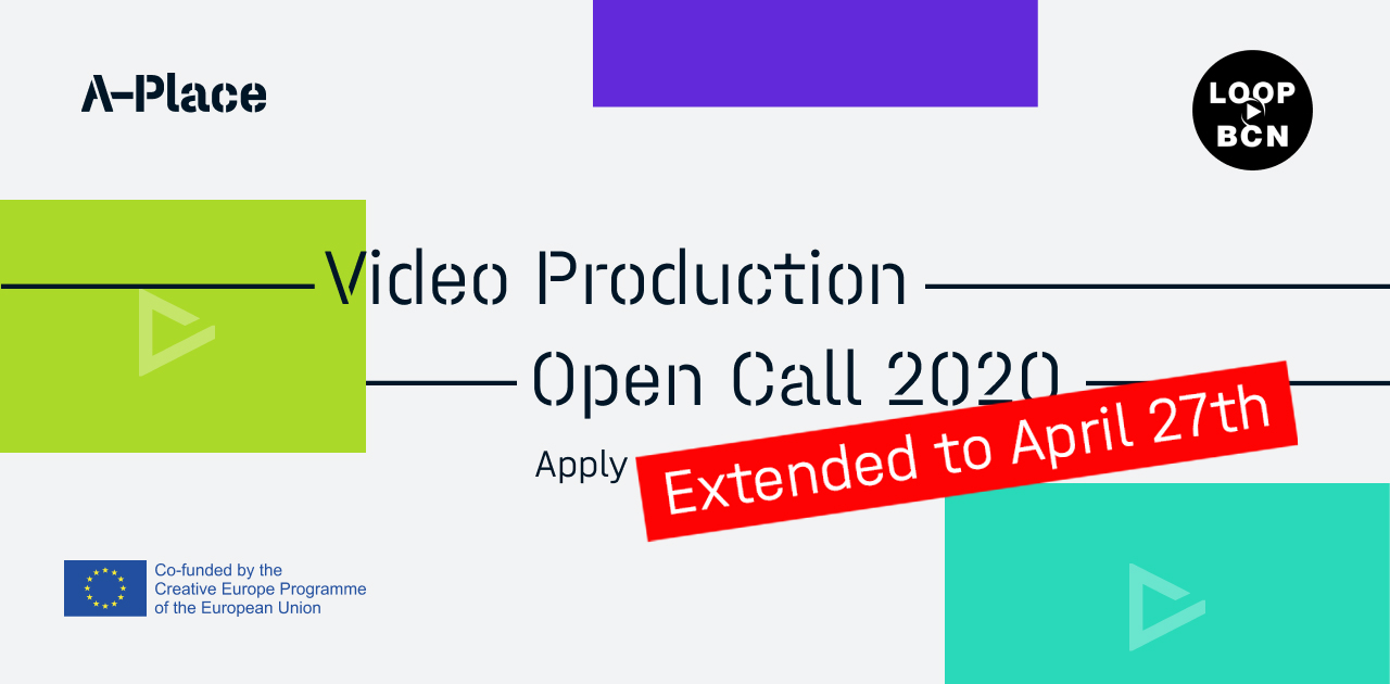 A-Place – Video Production Open Call 2020