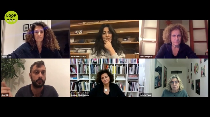 LOOP Talks 2020: Focus Beirut